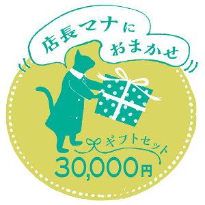 店長マナにおまかせ♪ギフトセット★30000円【送料無料♪&ギフトラッピング無料♪】