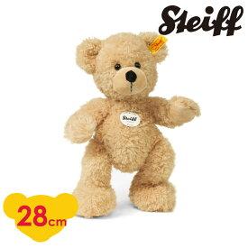 Steiff シュタイフ テディベア フィン ベージュ サイズ:28cm 111327 プレゼント 子供