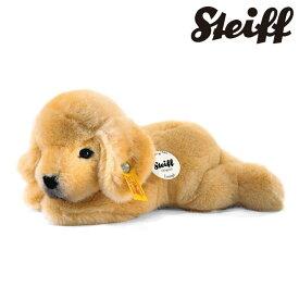 Steiff シュタイフ リトルフレンズ ゴールデンレトリバのパピー犬 サイズ:22cm ぬいぐるみ プレゼント ギフト 子供 男の子 女の子