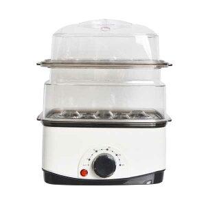 フード スチーマー 電気 蒸し器 送料無料 サンコー FODSTM01