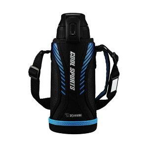 象印 水筒 直飲み スポーツタイプ ステンレスクールボトル 800ml ブルーブラック SD-FA08-BB