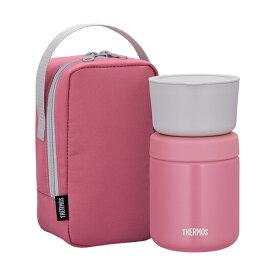 サーモス ランチジャー バッグ セット 保温 保冷 お弁当箱 真空断熱スープランチセット 550m JBY-550 P