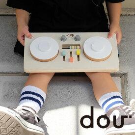 #003 little DJ 木のおもちゃ 知育玩具 教育玩具 dou? 木製 おもちゃ