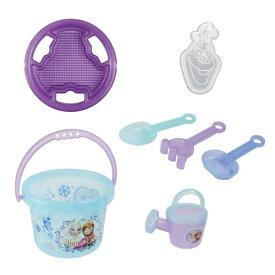 アナと雪の女王 バケツセット おもちゃ 玩具 楽しい キッズ 子供 ユニーク トイ 種類 たくさん 人気 男の子 女の子 マルカ ギフト