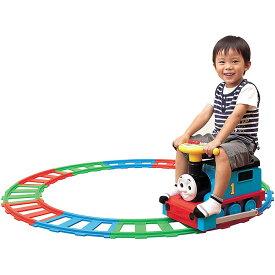 電動 きかんしゃトーマス スタンダードセット きかんしゃ トーマス 機関車 スタンダード 乗用 玩具 野中 野中製作所 レール付き 男の子 女の子 室内で 雨の日 仲良く 楽しい 人気 おすすめ 室内 おもちゃ