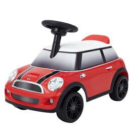 ミニクーパーS MINI COOPER S 乗用玩具 足けり乗用 こどもの乗り物 【ワールド 野中製作所】
