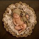 赤ちゃん 1ヶ月 写真 グッズ 花束 出産お祝い 新生児 ベビー服 寝相アート ベビー ニューボーンフォト 男の子 女の子…