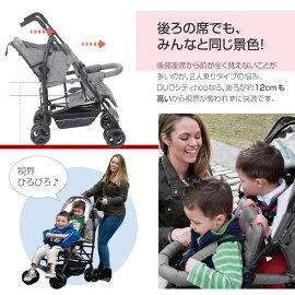 日本育児キンダーワゴンDUOシティHOP[グレーデニム]日本育児キンダーワゴンDUOシティHOP2[グレーデニム]