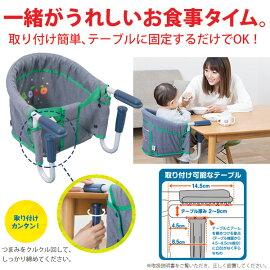 日本育児はらぺこあおむしテーブルチェア