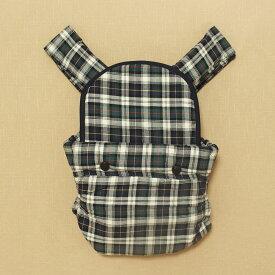 昔ながらのおんぶひも 日本製 使いやすいシンプルデザイン マルチチェック おんぶ紐