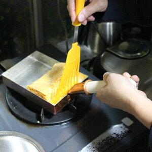 中村さんの卵焼き器