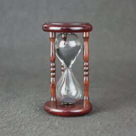 【12/20出荷】 砂時計 3分 砂鉄 金子硝子工芸 正確 日本製