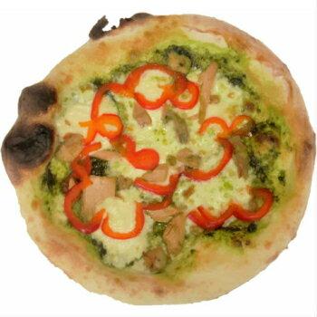 ピッツァジェノベーゼ ナポリピッツァ 石窯で焼きあげる香り豊なピッツァ ご注文合計金額1万円以上で 送料無料 冷凍ピザ ホームパーティに
