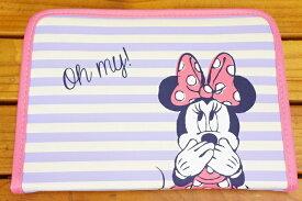 クーザDisneyミニーマウス片面ジャバラマルチケース(母子手帳ケース)DKJB-2302K