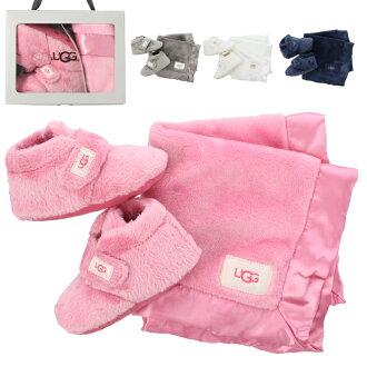 84ccf63e4ae Overseas regular article UGG boots kids baby blanket set overseas regular  article インファントビックスビー BIXBEE first shoes BIXBEE ...