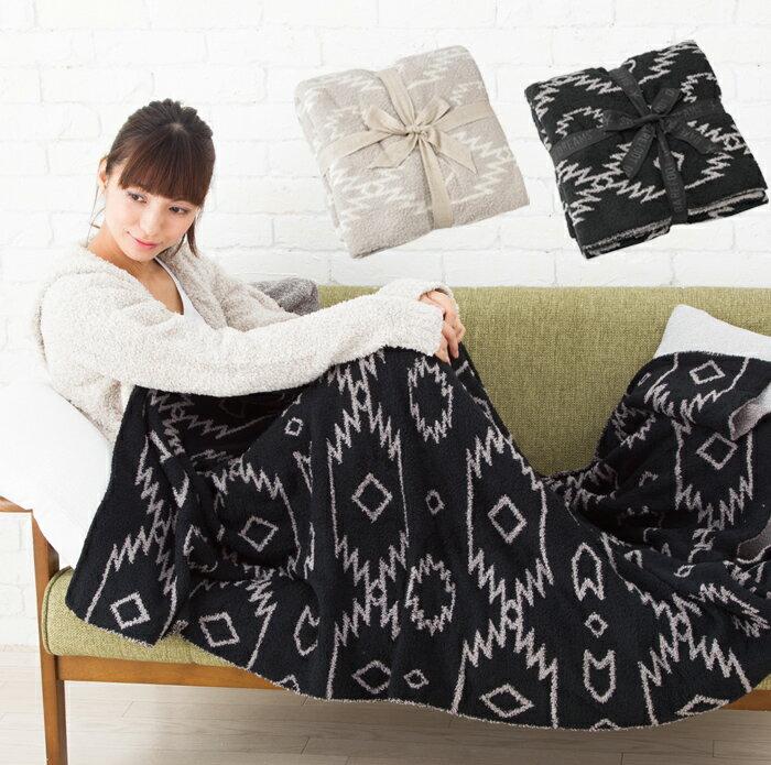 【クーポンで全品5%,最大10%オフ】 Barefoot Dreams ベアフットドリームス ブランケット Cozychic Urban Blanket [ #611 ] コージーシック アーバン ブランケット ひざ掛け ベアフット ギフト