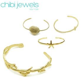 16e0d6074e28a  全品15%オフクーポン  Chibi Jewels チビジュエルズ バングル Cuff Bracelet カフブレスレット