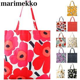 【メール便】 Marimekko マリメッコ トートバッグ コットンバッグ ウニッコ Unikko バッグ