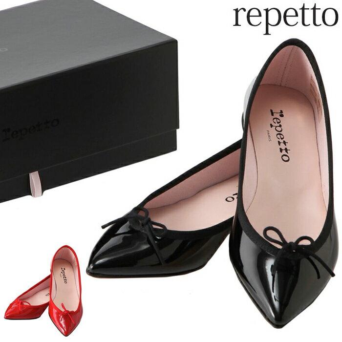 【全品15%オフクーポン】 Repetto レペット バレエシューズ レディース ポインテッドトゥ ブリジット Cendrillon Ballerina BRIGITTE [ V1556V ]