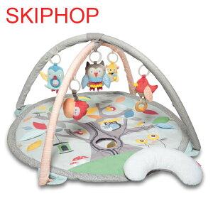 スキップホップ プレイマット ズー ツリートップフレンズプレイジム ズー スキップホップ アクティビティ skip hop
