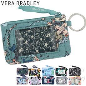 Vera Bradley ヴェラブラッドリー ジップIDケース パスケース アイコニック ベラブラッドリー ケース【メール便】