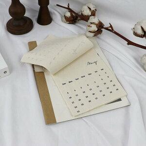 韓国雑貨 カレンダー 布  可愛い アンティーク 韓国インテリア インテリア インテリア小物 韓国インテリア小物 かわいい おしゃれ ナチュラル カフェ ファブリックカレンダー フ