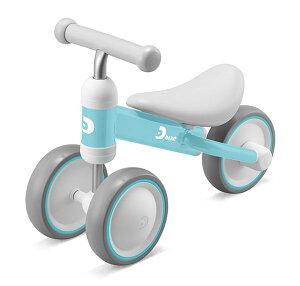 【ラッピング不可商品】アイデス ディーバイクミニプラス【03524】ミントブルー 乗用玩具D-bike mini+