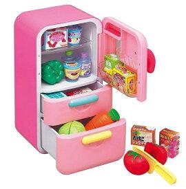【ローヤル】じょうずに収納 冷蔵庫セット【6762】ままごとセット【プレゼント】