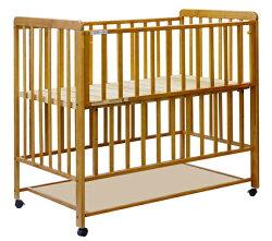 ベビーベッドドルミールべべベビーベット立ちベッドすのこタイプ収納板赤ちゃんねんね部屋ヤトミ睡眠眠りおすすめ専用品必要標準サイズbabybed《配達日時:指定不可商品》《代金引換不可》