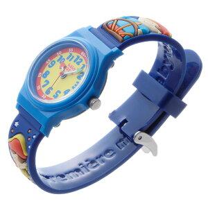 【ベビーウォッチ/babywatch】海賊幼児用3Dレリーフベルト腕時計「アベセデール」/ABECEDAIREcorsaires【babywatchベイビーウォッチ子供用子ども用キッズウォッチ時計ギフトパリ】【楽ギフ_包装】
