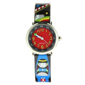【ベビーウォッチ/babywatch】レース子ども用プリント柄ベルト腕時計「コフレ」/COFFRETrace【babywatchベビーウォッチ子供用子ども用キッズウォッチ時計腕時計ギフトパリ】【楽ギフ_包装】