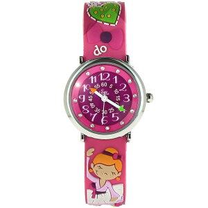 【ベビーウォッチ/babywatch】ダンス子ども用3Dレリーフベルト腕時計「ザップ」/ZAPclassico【babywatchベビーウォッチ子供用子ども用キッズウォッチ時計腕時計ギフトパリ】【楽ギフ_包装】
