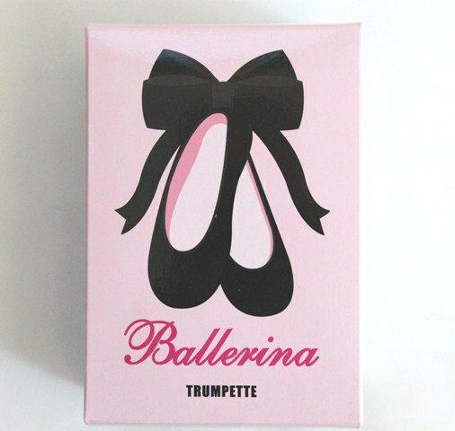トランペット 靴下【TRUMPETTE】ベビーソックス 6ペア☆BALLERINA バレリーナ 0〜12カ月【あす楽対応】