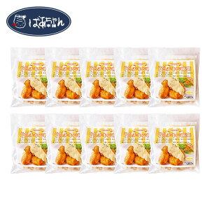 ばあちゃん本舗 【送料無料】宮崎名物・チキン南蛮(冷凍)10袋セット