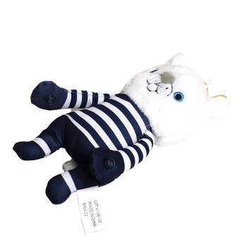 チャームROOTOTEEU.ウイズルーハグアニマル-A2019新作かわいいイヌ、ネコ、クマから選べます!レディースキーチェーンルートートwithROOガブリエル(いぬ)