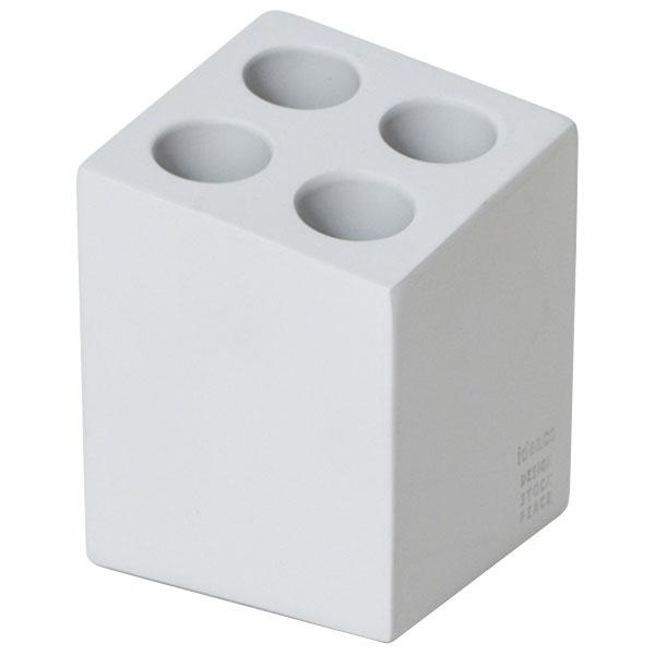 傘立て ideaco ミニキューブ おしゃれ イデアコ mini cube マットグレー