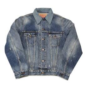 【LEVI'S VINTAGE CLOTHING】(リーバイス ヴィンテージクロージング) 1967 TypeIII トラッカージャケット (ヴィンテージ加工) 【メンズ】【アメカジ】【渋谷】【バックドロップ】【老舗アメカジショップ】【back drop】