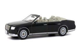 京商オリジナル 1/43 トヨタ センチュリー オープン (ブラック) (KS03905BK) 通販 プレゼント モデ ルカー ミニカー 完成品 模型
