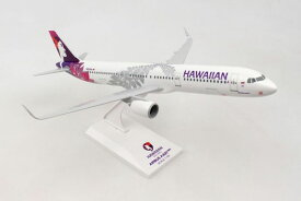 SKYMARKS 1/150 ハワイアン航空 A321neo N202HA (SKR990) 通販 プレゼント 飛行機 航空機 半完成品 模型
