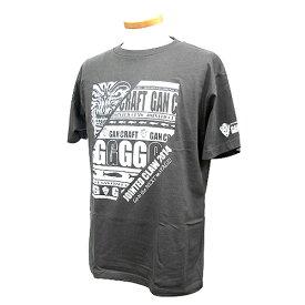 【サマーSALE 送料無料】ガンクラフト ネクストステージTシャツ GANCRAFT