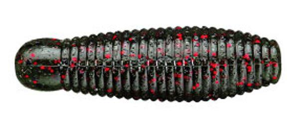 【メール便可】 ゲーリーヤマモト イモグラブ 50mm #208 ウォーターメロン/ブラック&スモールレッドフレーク