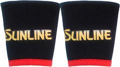 サンライン リストバンドサンラインマークSUN-1102 BK M
