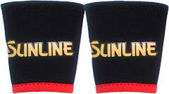 サンライン リストバンドサンラインマークSUN-1102 BK L