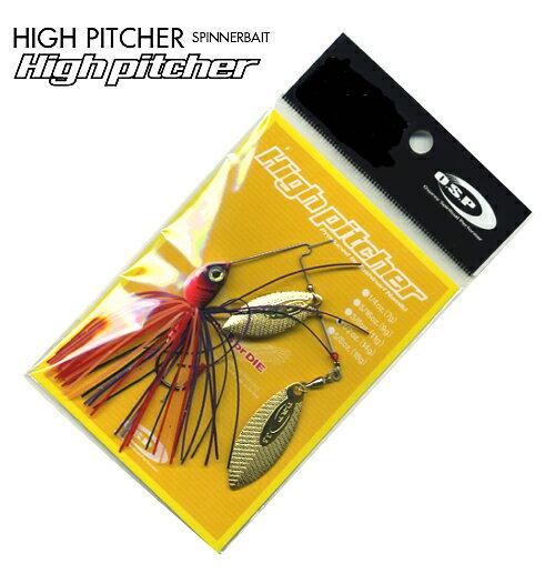 OSP オーエスピー High Pitcher ハイピッチャー ダブルウィロー 3/8oz【1】