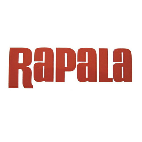 ラパラ ロゴデカール カッティングステッカー Mサイズ