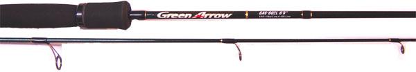 GREEN ARROW/グリーンアローGAS-602L【釣り/フィッシング/釣り具/釣具】【バスロッド/釣り竿/スピニングロッド】