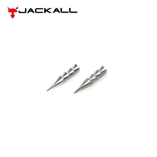 ジャッカル タングステンネイルシンカー 1/96oz-1/13oz JACKALL NAIL SINNKER
