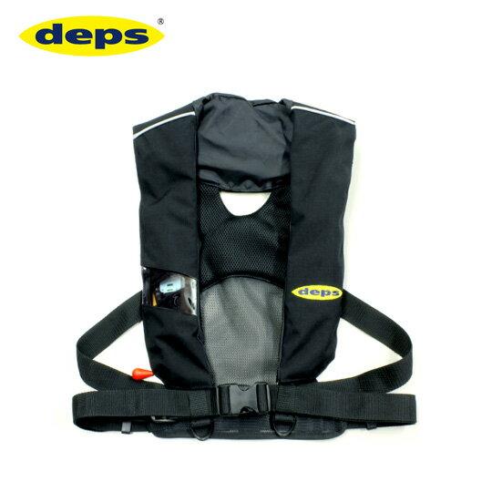 デプス オートインフレータブルライフジャケット 自動膨張式 DPS-2220RS 【桜マークつき】【Aタイプ】 ライフジャケット