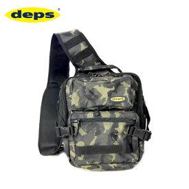 デプス ショルダーバッグ #カモ deps SHOULDER BAG
