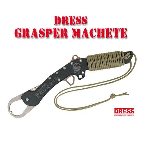DRESS/ドレス マチェット/パラコードワインドグリップ